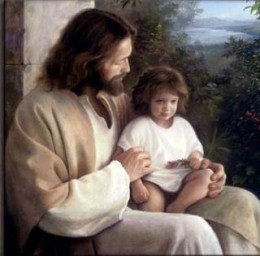 But Jesus said, Let the little children come to Me, and do not forbid them; for of such is the kingdom of heaven. Matthew 19:14