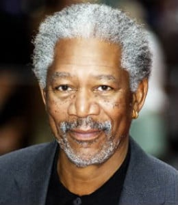 Mr. Morgan Freeman is the Greatest in My Book of Favorites