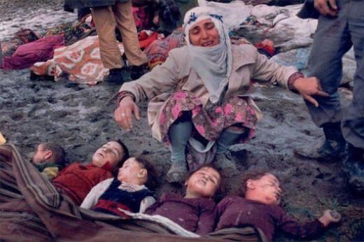 Dead Future Terrorists