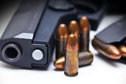 Guns don't kill people. People kill people. Weapons are very important in my opinion for  safety. Always keep firearms locked away from children.