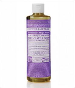 Dr. Bronner's Hemp Lavender Soap