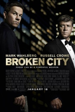 Movie Review: Broken City (2013)
