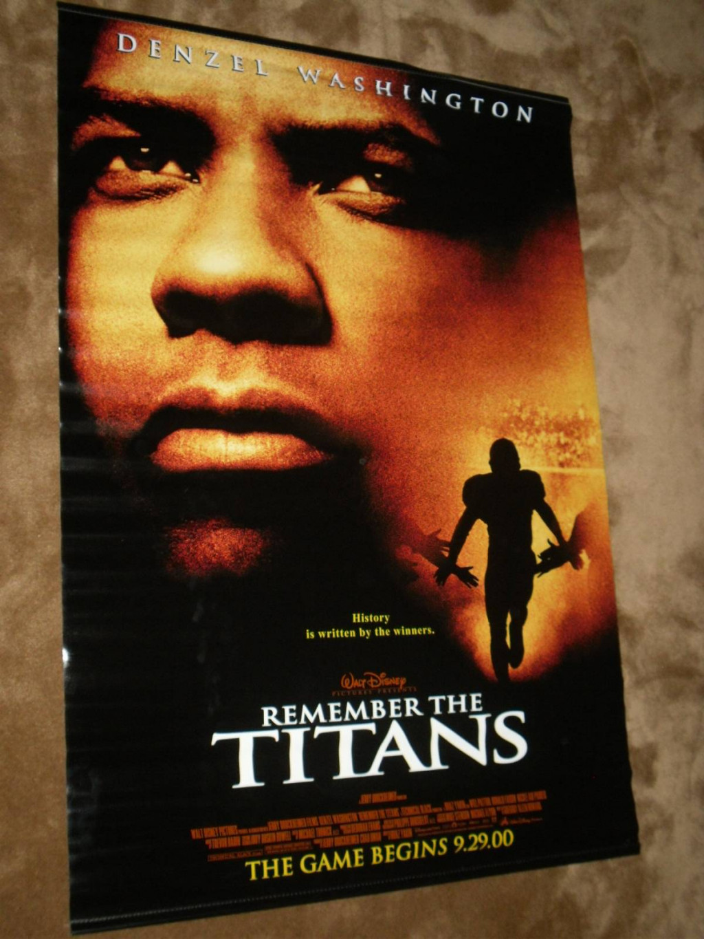 movie analysis remember the titans