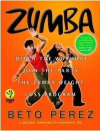 Zumba Fitness Exercise DVDs