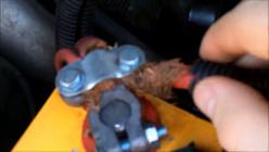 DIY Starter Motor Repair Video Ford 7.3L Diesel Truck