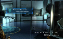 Dead Space 3 Chapter 2 U.S.M Eudora - on your own