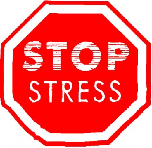 STOP STRESS!