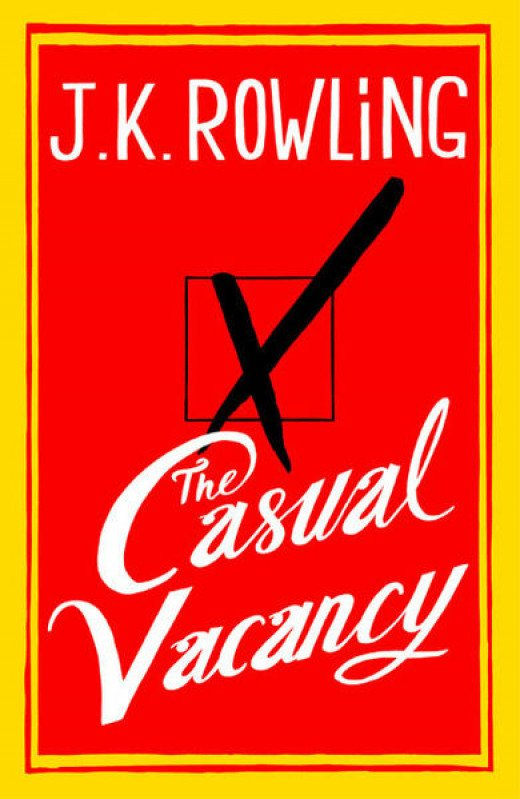 "Review of the book ""The Casual Vacancy"" by J.K. Rowling"
