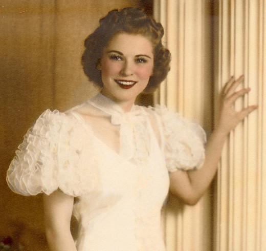 Velda Irene Osborn