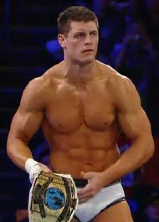 Cody Rhodes (Former IC Champion)