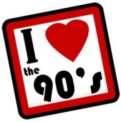1991 - I Love the 90's; Music, Television & Movies to Remember