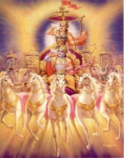 Señor Krishna le reveló a Arjuna los cuatro tipos de buscadores de Dios.