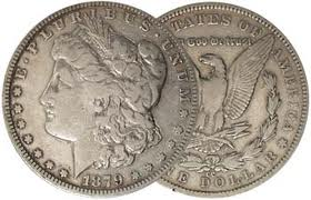 The 1889 CC Morgan Silver Dollar is the prime coin in the entire Morgan Silver Dollar series.