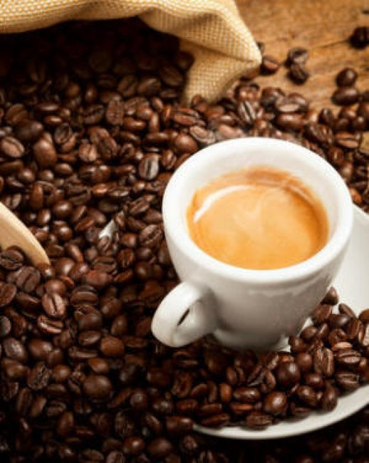 Coffee may be more beneficial to you then just the caffeine boost.