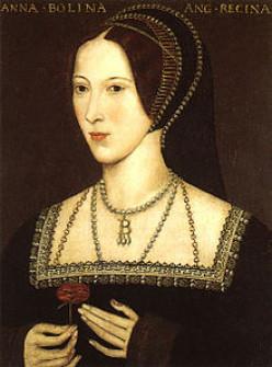 Interesting facts about Anne Boleyn