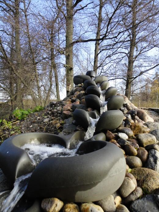 Natural Flow Patterns