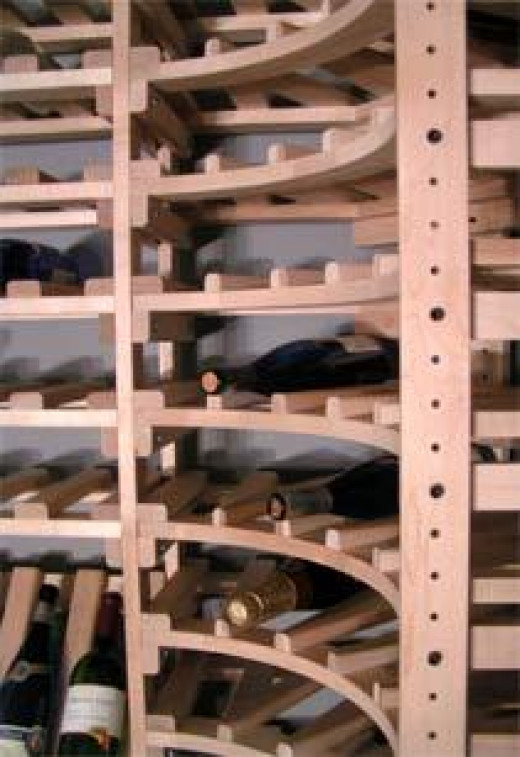 Build Your Own Wine Rack: DIY Wine Rack Designs   HubPages