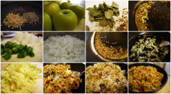Apple Rice Recipe - The Story Continues...