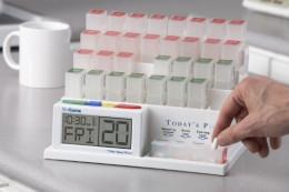 MedCenter Pill Organizer System