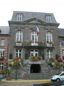 Avesnes-sur-Helpe Town Hall, Nord, France