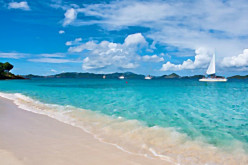 The Beaches of St. John in the United States Virgin Islands