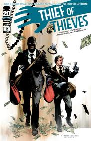 Thief of Thieves issue # 2
