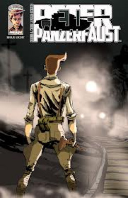 Peter Panzerfaust issue # 8 first print.