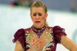 Tanya Harding, skater, wanted to be number 1 so much that she physically attacked Nancy Kerrigan, noted skater.