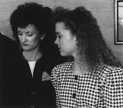 Wendy Webb Holloway who hired a hitman to murder the mother of her daughter's rival.Ms. Holloway's daughter lost THE cheerleading spot to the rival's daughter.Ms. Holloway WAS NOT PLEASED.