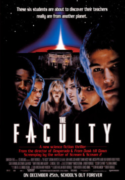 Movie Review: The Faculty (1998)