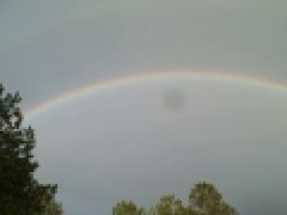 Our Rainbow To Share With You!