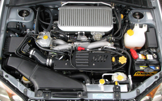 A clean engine bay will give your car a newer better taken care of look, make sure to pop that hood every time you show your car to a possible buyer.