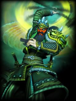 Smite God Guide: Guan Yu
