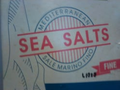 Sea Salt to Help Benefit Your Skin
