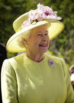Queen Elizabeth II, UK. HRH the Queen recently visited Ireland.