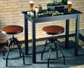 Industrial Metal Stools: Unique Furniture Ideas