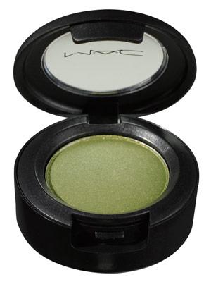 MAC Eyeshadow in Lucky Green