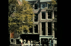 The Anne Frank House and Museum, Amsterdam