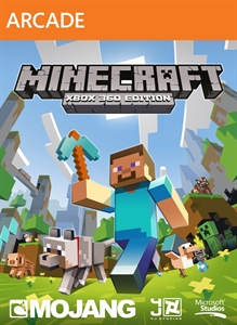 Minecraft: Xbox 360 Edition cover art