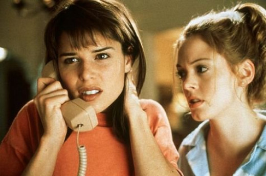 "Image from ""Scream"""