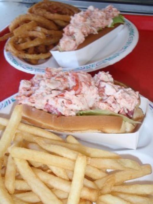 Red Hill Dari Lobster Rolls