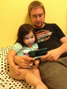Video Games can be a social and bonding experience.