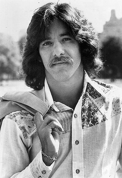 """No, I am not porn star John Holmes. It's me, Geraldo, forty some years ago."""