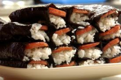 Spam Musubi for lunch