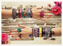 How to Wear Bangle Bracelets for Spring Fashion