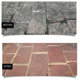 How to remove oil from concrete for Best way to remove oil from concrete