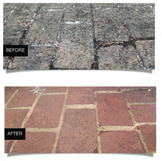 How To Remove Oil From Concrete Hubpages