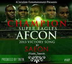 Tribute to the Super Eagles