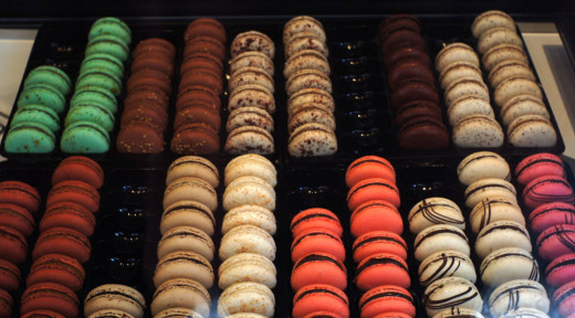 Macaroons - girlie and sweet