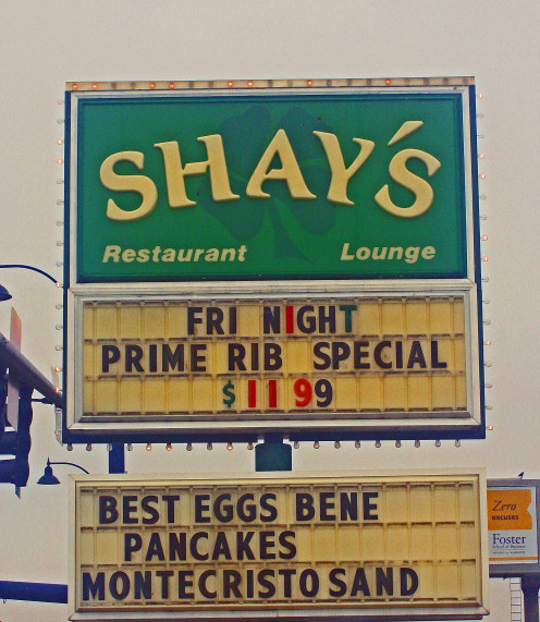 Shay's Restaurant and Lounge